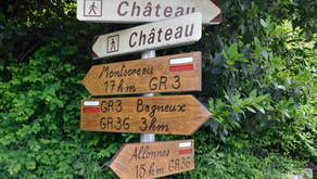 France - Une grande randonnée royale
