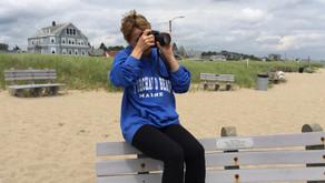 États-Unis -  Les plages temporelles d'Old Orchard Beach