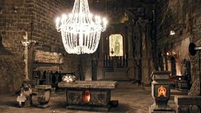 Pologne - La mine de Wieliczka met son grain de sel touristique