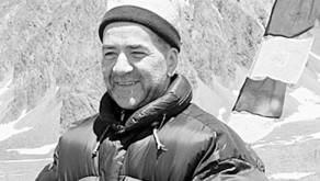 André Trottier, aventurier septuagénaire