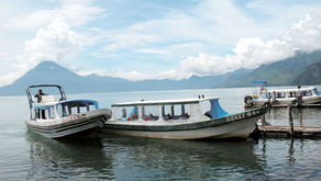 Guatemala - d'Antigua au lac Atitlan, Sur la route des volcans