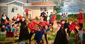 Kent Monkman - «Honte et préjugés: une histoire de résilience», au Musée McCord