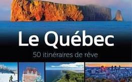 Livre -  Le Québec des guides