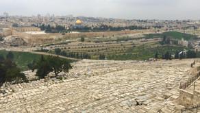 Un dimanche à Jérusalem