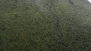 Martinique - Randonnée au sommet de la montagne Pelée via le fin fond du cratère