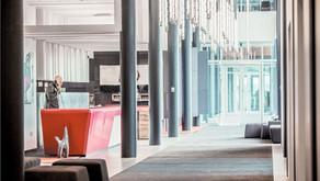 Le nouvel hôtel au Massif de Charlevoix - La ferme est ouverte