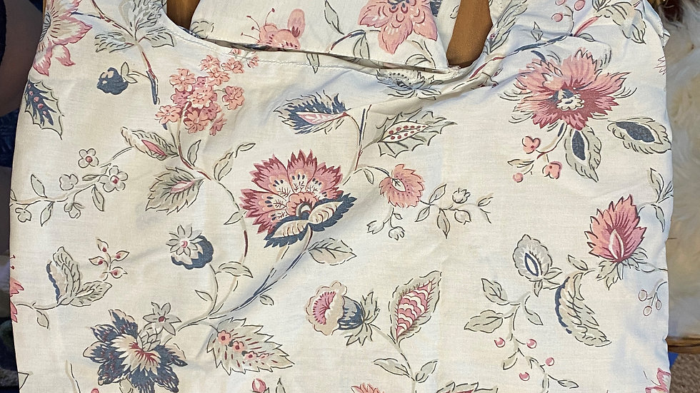 Foldie Tote - Floral