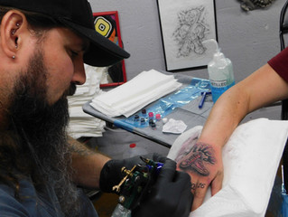 How To Get Tattooed