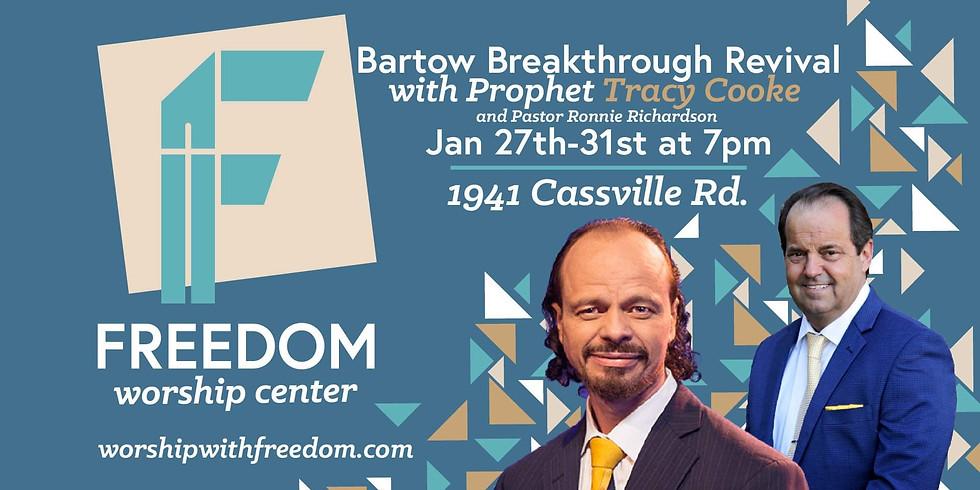 Bartow Breakthrough Revival 5-Day Event