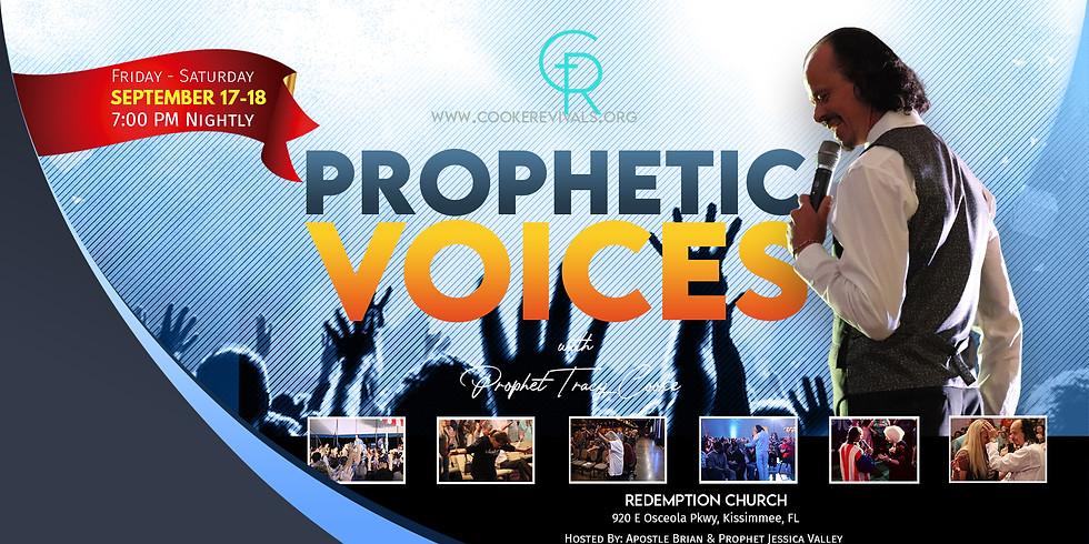 Prophetic Voices Conference