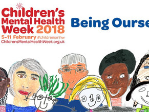 Our external appearance does not define who we are: Our thoughts on Children's Mental Health Wee