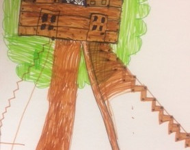 KIDS DESIGN THE HOUSE OF THEIR DREAMS.