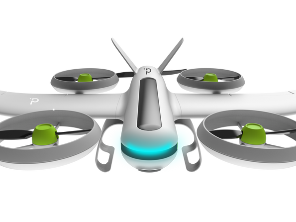 Connected Drone Fleet