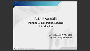 ALL4U Australia Introduction