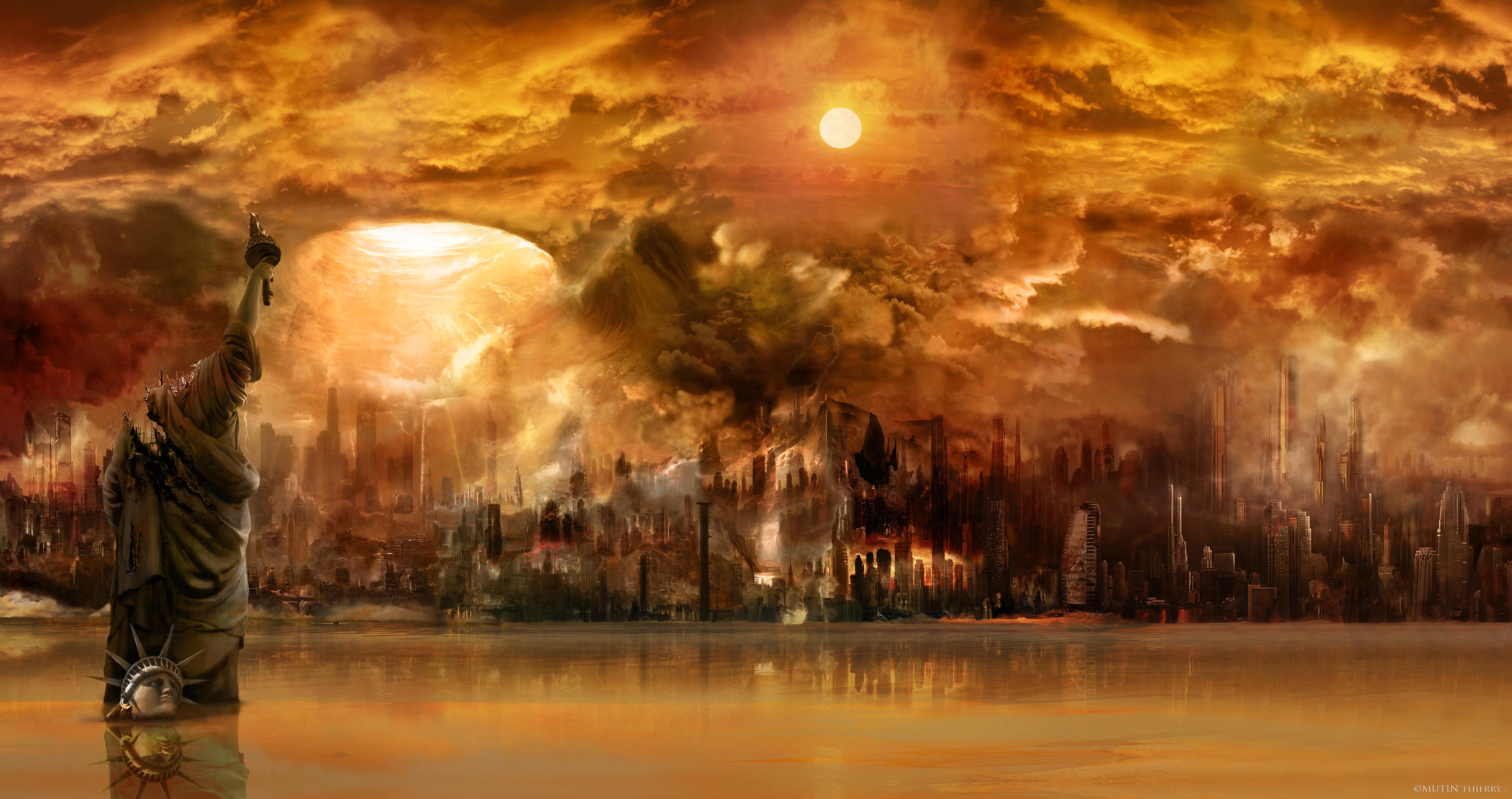 Apocalypse VI. Thierry Mutin 2017