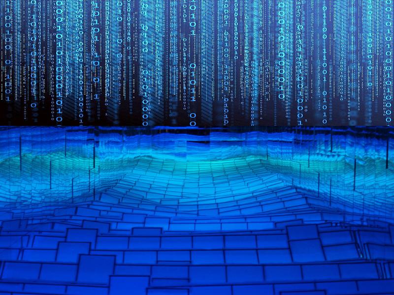 Sea of data