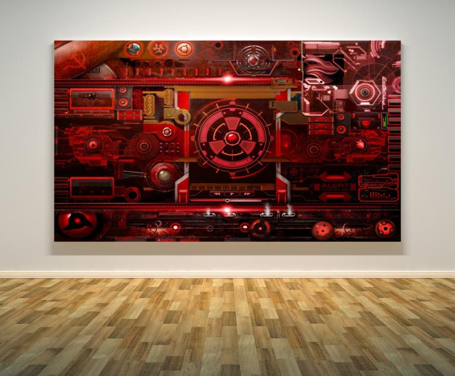 Red Soul. T Mutin 2018