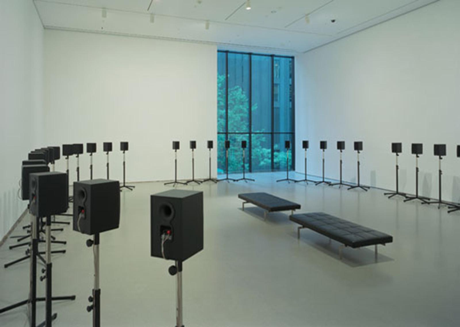 Sound Landscape. Composition TMutin