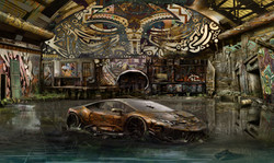Lamborghini. TMutin 2016