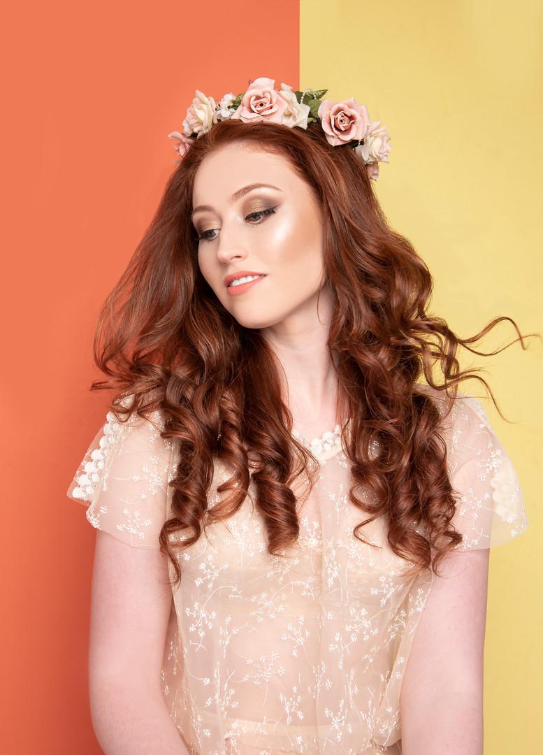 Model: Amy Carey Photographer: Catherine Baker Lingerie: Emily Rose Burgess- Red Rose Lingerie  Studio: Talia White Studios