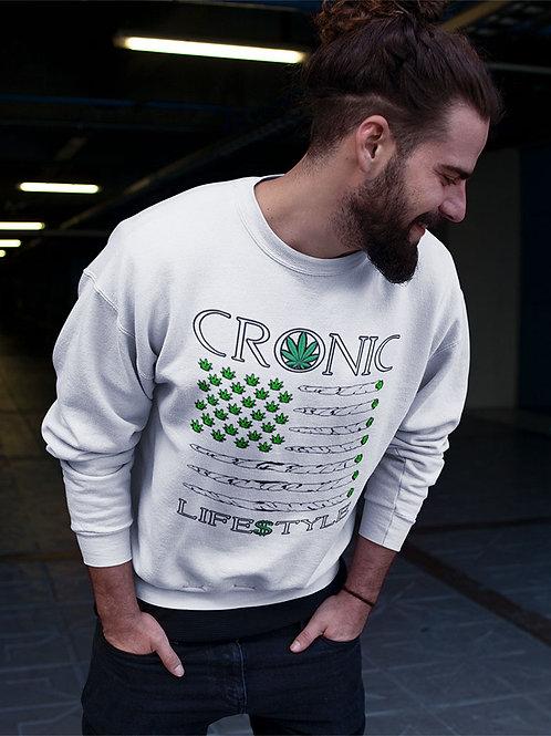 Men's Cronic Flag Sweater