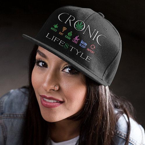 Women's Flat Billed Hat
