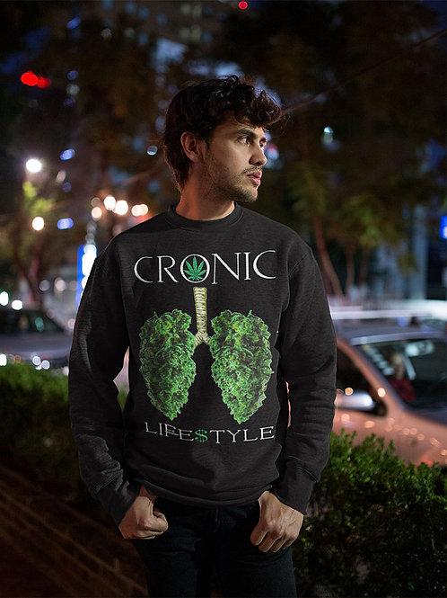 Men's Cronic Lungs Sweatshirt