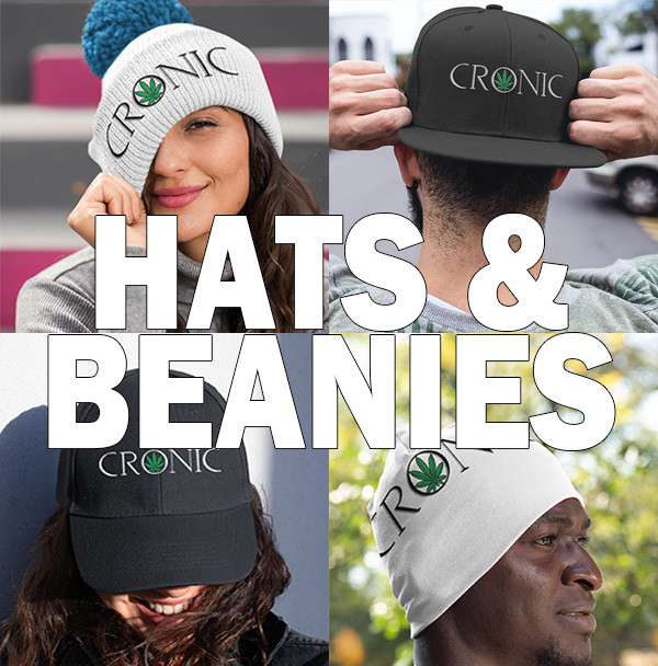 HATS AND BEANIES