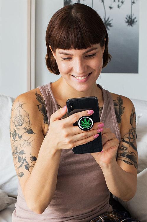 Phone Grip with Logo