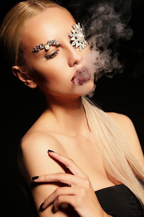 Illuminated Smoke