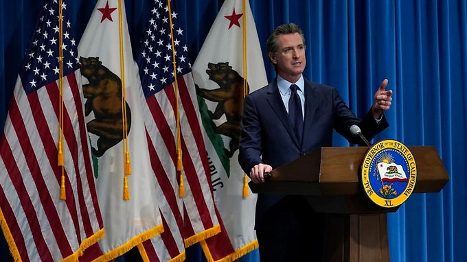 Newsom Denies Criticism that CA is Unfriendly for Businesses