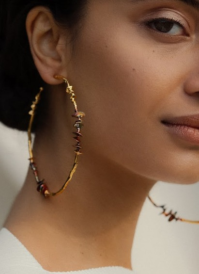 Photographer: Anastasia Ego Hair & Makeup: Kate Tighe Brand: Misho Designs