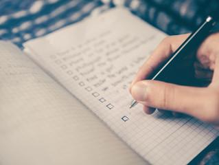 ¿Cómo organizar las ideas de tu relato?