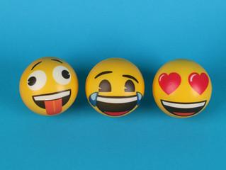 ¿Cómo escribir con emojis o emoticones?