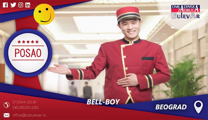 Bell-boy | Oglasi za posao, Beograd