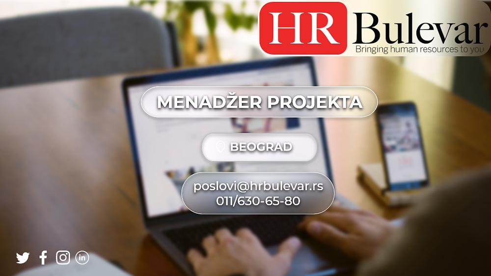 HR Bulevar, posao, srbija