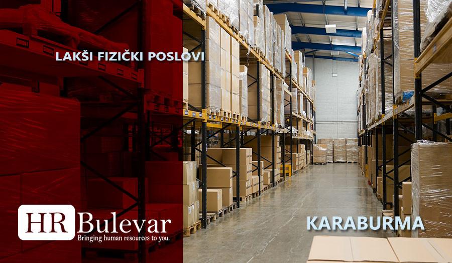 HR Bulevar, Poslovi Bulevar,Beograd, pripravnik u kadrovskoj službi