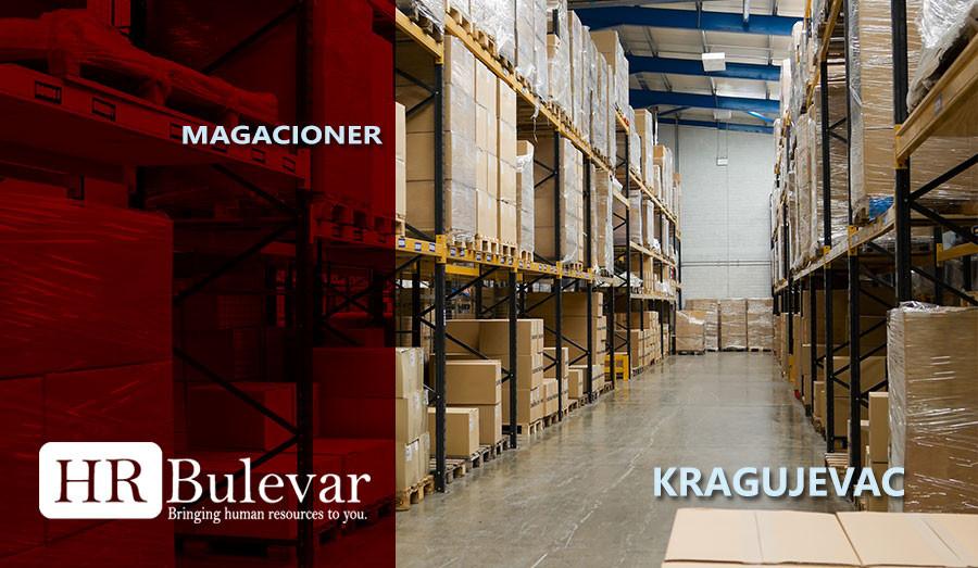 Beograd, Posao, Novi Sad, Magacin, Magacioner, HR Bulevar, Poslovi Bulevar
