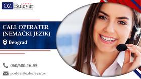 Call Operater (nemački jezik) | Oglasi za posao, Beograd