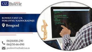 Konsultant za poslovnu nadogradnju | Oglasi za posao, Beograd