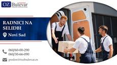 Radnici na selidbi | Oglasi za posao, Novi Sad