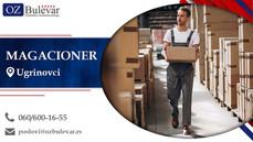 Magacioner | Oglasi za posao, Ugrinovci