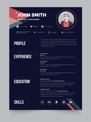 Dizajn i izrada CV biografije