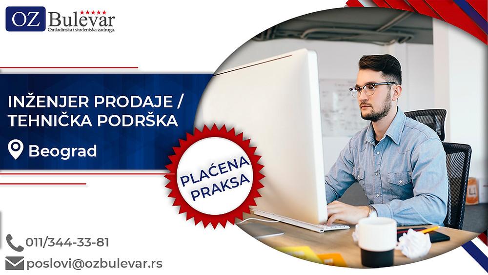 Omladinska zadruga Bulevar; posao u Krnješevcima,Prepisivanje podataka, poslovi za studente; Oglasi za posao deklarisanje robe