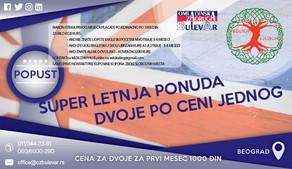 Eduka Lingua - časovi engleskog jezika - LETNJA LAST MINUTE PONUDA