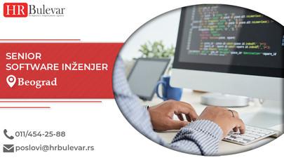 Senior software inženjer | Oglasi za posao, Niš