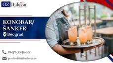 Konobar / Šanker | Oglasi za posao, Beograd
