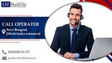 Call Operater | Oglasi za posao, Novi Beograd