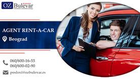 Agent Rent-A-Car   Oglasi za posao, Beograd