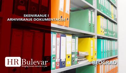 Skeniranje i arhiviranje podataka | Oglasi za posao, Beograd